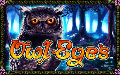 Play Owl Eyes - Slots - NYX games
