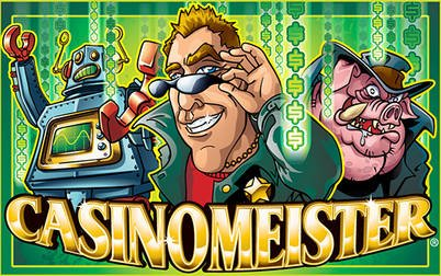 Play Casinomeister - Slots - NYX games