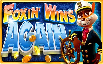 Play Foxin' Wins Again - Slots - NYX games