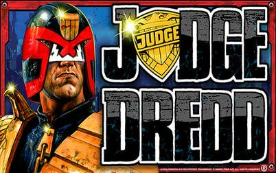 Play Judge Dredd - Slots - NYX games