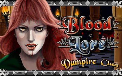 Play Blood Lore Vampire Clan - Slots - NYX games