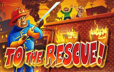 Play To the Rescue - Slots - NYX games