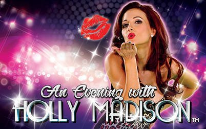 Play An Evening with Holly Madison - Slots - NYX games