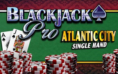 Play Blackjack Pro Atlantic City Single Hand - Blackjack - NYX games