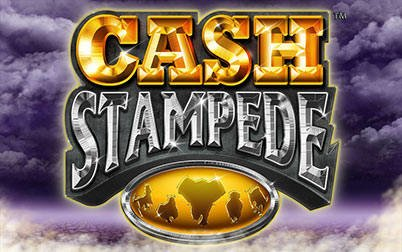 Play Cash Stampede - Slots - NYX games