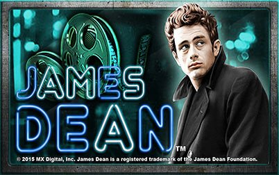 Play James Dean - Slots - NYX games