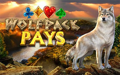 Play Wolfpack Pays - Slots - NYX games