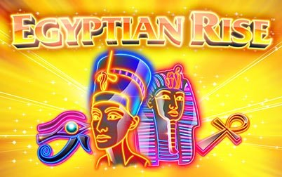 Play Egyptian Rise - Slots - NYX games