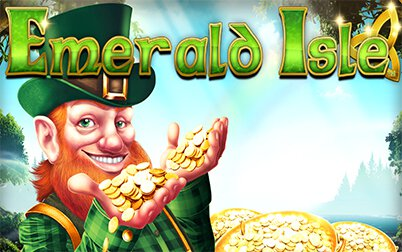 Play Emerald Isle - Slots - NYX games