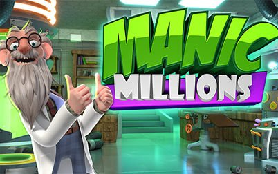 Play Manic Millions - Slots - NYX games