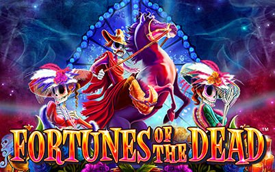 Play Fortunes of the Dead - Slots - Side City