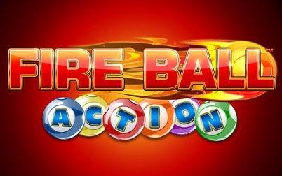 Play Fireball Action - Video Bingo - Spin games