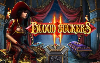 Play Blood Suckers II Touch - Slots - NetEnt games