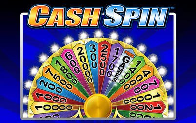 Play Cash Spin - Slots - Bally games