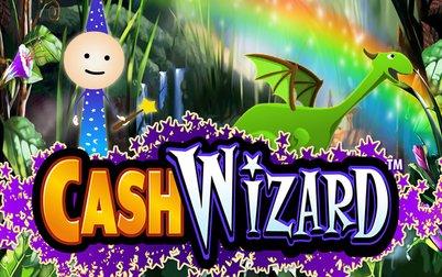 Play Cash Wizard - Slots -