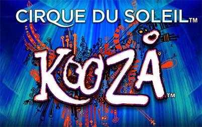 Play KOOZA - Slots -