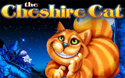 Play The Cheshire Cat - Slots - WMS games