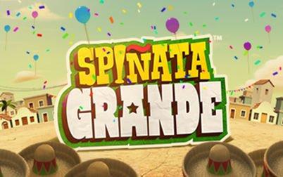 Play Spinata Grande - Slots - NetEnt games