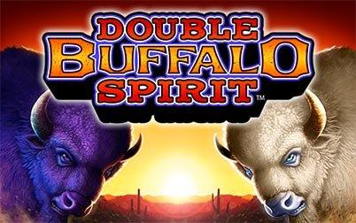 Play Double Buffalo Spirit - Slots - WMS games
