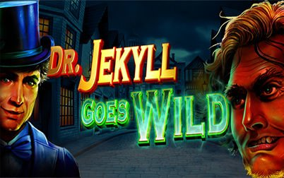 Play Dr. Jekyll Goes Wild - Slots - Barcrest games