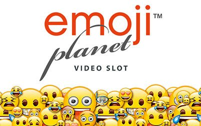 Play Emoji Planet - Slots - NetEnt games