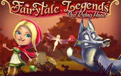 Play Fairy Tale Legends: Red Riding Hood Touch - Slots - NetEnt games