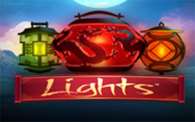 Play Lights - Slots - NetEnt games