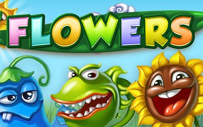 Play Flowers - Slots - NetEnt games