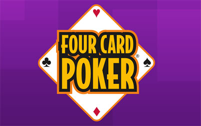 Play Four Card Poker - Table & Card Games - ShuffleMaster games
