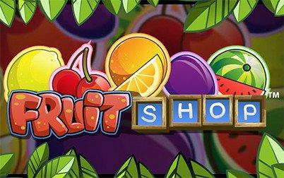 Play Fruit Shop - Slots - NetEnt games