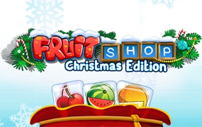Play Fruit Shop Christmas Edition™ - Slots - NetEnt games