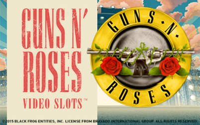 Play Guns N' Roses Video Slots Touch - Slots - NetEnt games
