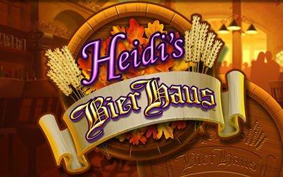 Play Heidi's Bier Haus - Slots - WMS games