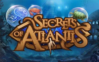 Play Secrets of Atlantis - Slots - NetEnt games