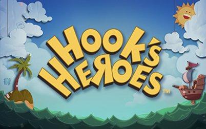 Play Hook Heroes - Slots - NetEnt games