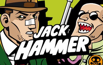 Play Jack Hammer - Slots - NetEnt games