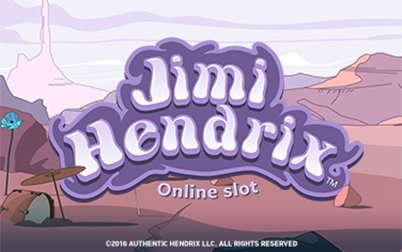 Jimi Hendrix Slot - NetEnt Online Casino Games for Real Money