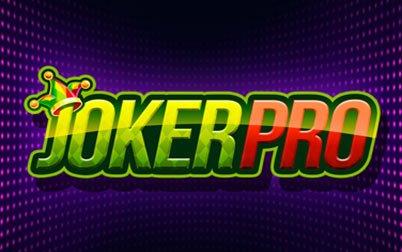 Play Joker Pro Touch - Slots -