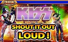 Play KISS - Slots - WMS games
