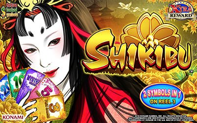 Play Shikibu - Slots - Konami games