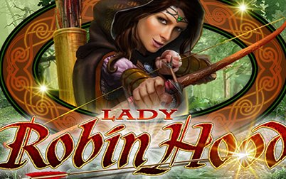 Play Lady Robin Hood - Slots - Bally games