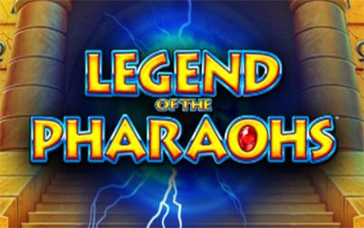 Play Legend of the Pharaoh - Slots - Barcrest games