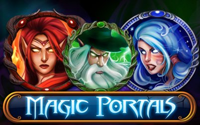 Play Magic Portals Touch - Slots - NetEnt games