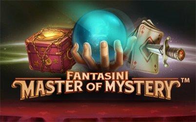 Play Fantasini: Master of Mystery - Slots - NetEnt games