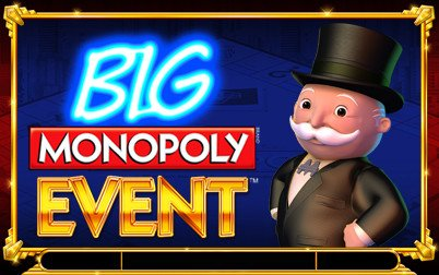 Play Monopoly Big Event - Slots - WMS games