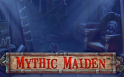 Play Mythic Maiden Touch - Slots - NetEnt games