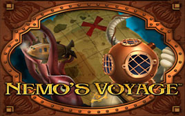 Play Nemo's Voyage - Slots - WMS games