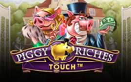 Play Piggy Riches Touch™ - Slots - NetEnt games