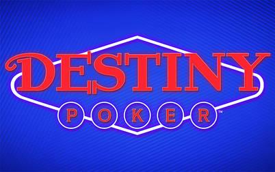 Play Destiny Poker - Video Poker - Jama games