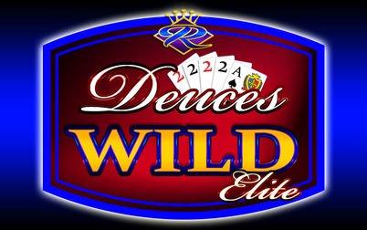 Play Deuces Wild Elite - Video Poker - Spin games